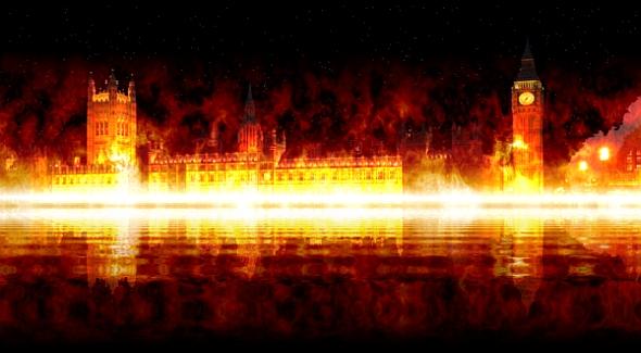 LondonsBurning