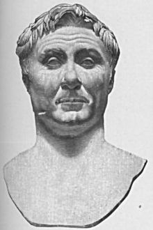 "Pompey. One, upon being told by a servant that ""Pompey the Great"" was coming, his rival Crassus once sourly replied ""The Great? How tall is he?"""