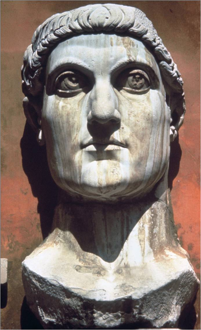 constantine the great Constantine entered rome the undisputed unfortunately he could not follow abstract arguments or subtle issues and often found himself at a great disadvantage at.