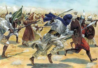 the battle of yarmuk The battle of yarmuk - khalid bin al-waleed's greatest victory -epilogue read  part 1 of the battle of yarmuk here.