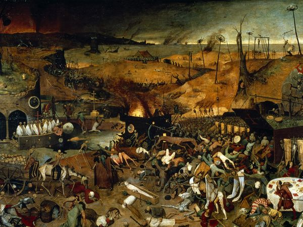 The Triumph of Death, by Pieter Bruegel the Elder