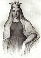 Matilda of Boulogne.