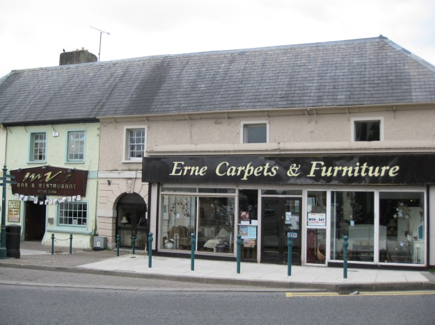 The Haunted Rug Shop of Ballyshannon