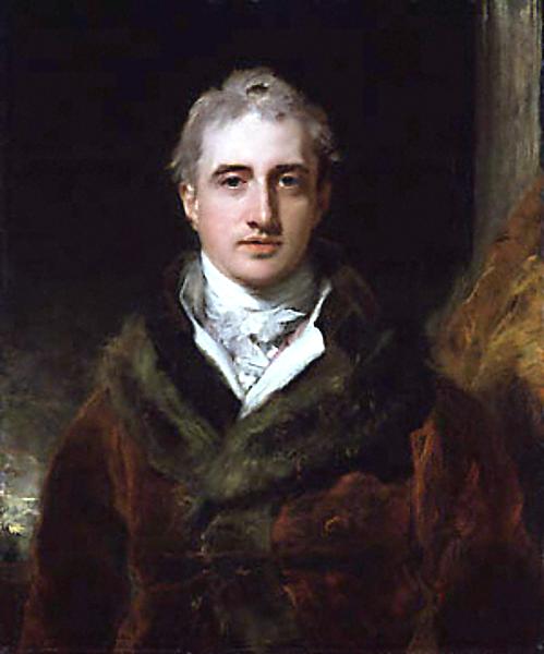 Robert Stewart, Viscount of Castlereagh