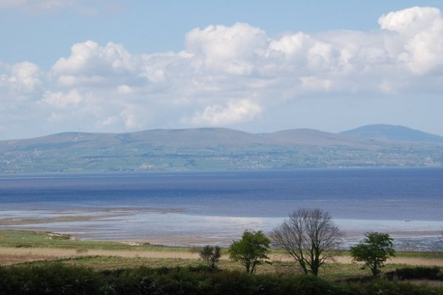 Lough Foyle. Picture via Wikimedia Commons.