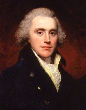 Henry Addington, 1st Viscount Sidmouth. Painting by Sir William Beechey, via Wikimedia Commons.