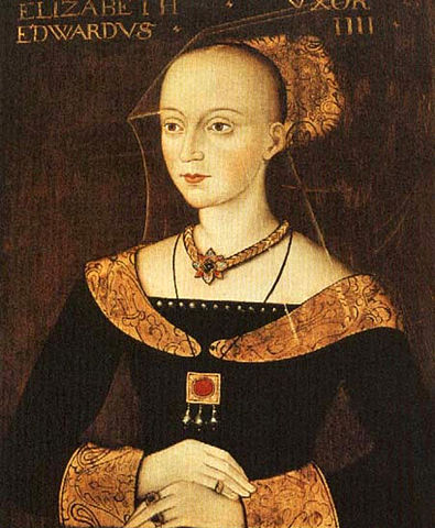 Elizabeth Woodville, the widow who snared the heart of a king.