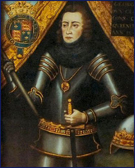 George, Duke of Clarence and treacherous brother to Edward IV
