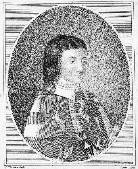 Sir Richard Woodville, the unfortunate first Earl Rivers. His death did not spell the end for his family - his son Anthony would continue to be a force within the court.