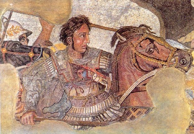 Alexander the Great conquered most of the known world, and left a chaos in the wake of his death that many would take advantage of.