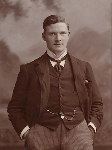 Arthur Ernest Guinness.
