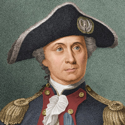 John Paul Jones, father of the American Navy.