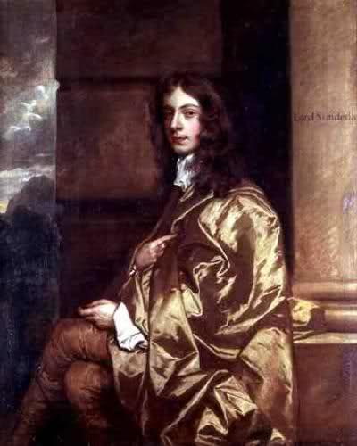 Robert Spencer, 2nd Earl of Sunderland and unsympathetic father-in-law to Donough MacCarthy