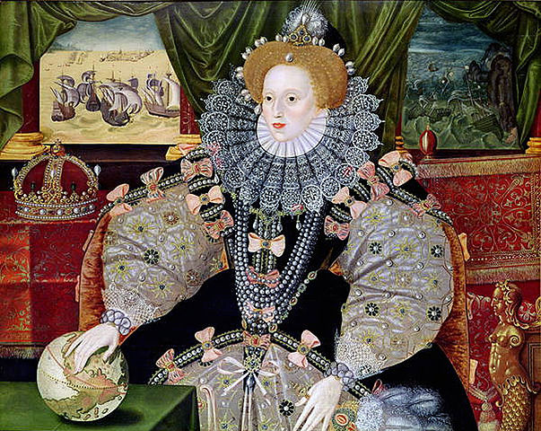 "Queen Elizabeth the First, originator of the phrase ""a load of Blarney""."