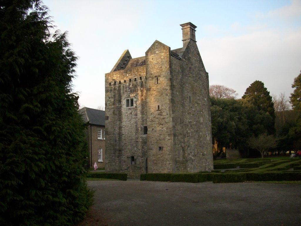 Ashtown Castle – the castle hidden inside a house   Daily ...