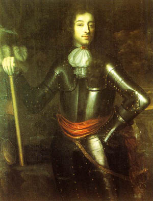 Murrough O'Brien, Earl of Inchiquin and employer of Captain Benjamin Chapman.