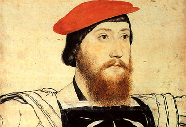 Thomas Boleyn, patriarch of an ill-fated clan.