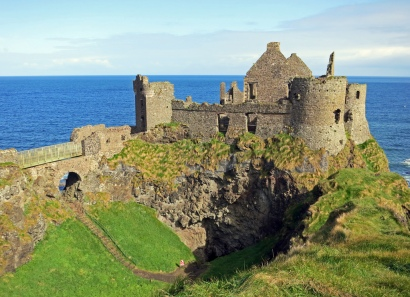 Image result for irish castle