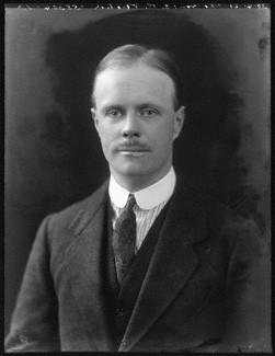 Standish Robert Gage Prendergast Vereker, 7th Viscount Gort.