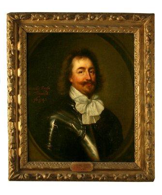 Barnabas O'Brien, 6th Earl of Thomond.